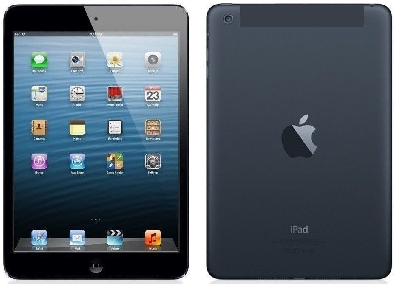 Apple iPad Mini 64GB 7.9\' Wi-Fi + 4G Black