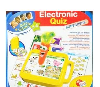 Игра бебешка  за логика с магически морков // LISCIANI GIOCHI