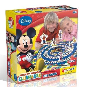 Настолна игра за деца  с Мики Маус // LISCIANI  GIOCHI