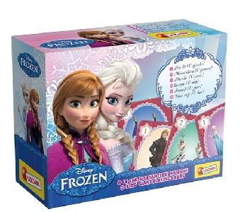 Карти игрални - Frozen  // LISCIANI