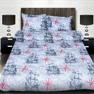 Луксозно спално бельо 100% памук