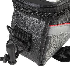 Много удобна и практична чантичка за рамката на колелото