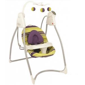 Люлка за бебета Graco Lovin Hug Plug Blaberry Spring