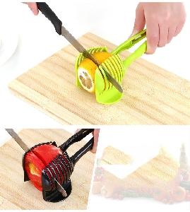 Много удобен уред за рязане на равни слайсове