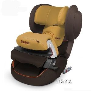 Детско столче за кола Nuts brown  //  Cybex Juno Fix Candied
