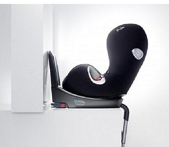 Лилаво детско столче за кола Grape Juice // Cybex Sirona