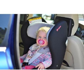 Зелено столче за кола Hawaii // Cybex Sirona Plus