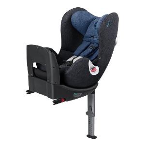 Синьо детско столче за кола True Blue //  Cybex Sirona Plus