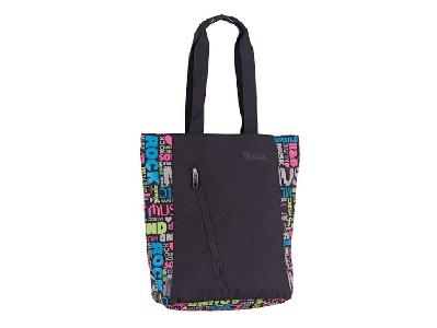 82d3d4ee297 Черна детска чанта за момичета // PULSE 'MUSIC' BLACK SOUND - Badu ...