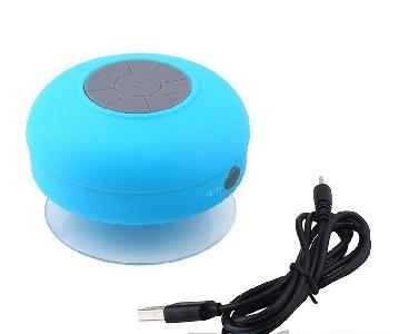 Водоустойчиви  Wireless Bluetooth Тонколони за Банята с Микрофон за  Телефон