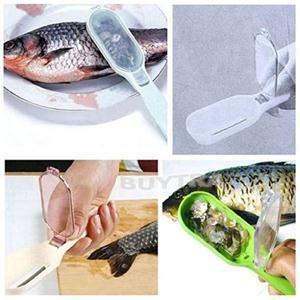 Практичен инструмент за премахване на люспи